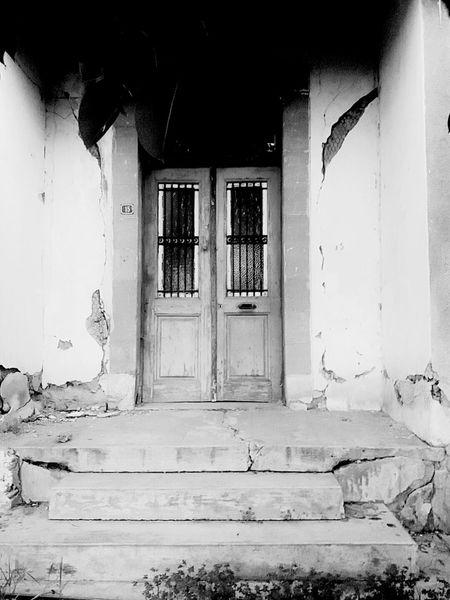 The Old door in Lefke/ Cyprus