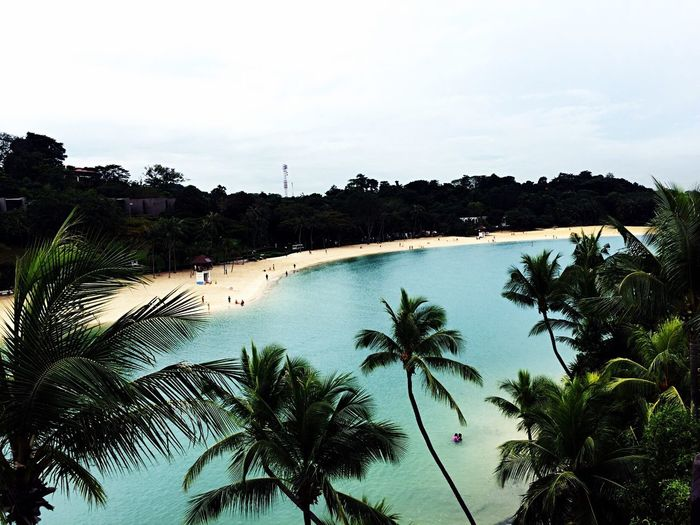 My kind of holidays! Holiday Weekend Nature Beauty In Nature Scenics High Angle View Outdoors Sea Tranquility Singapore EyeEm Best Shots EyeEm Nature Lover EyeEm Gallery EyeEm This Week On Eyeem