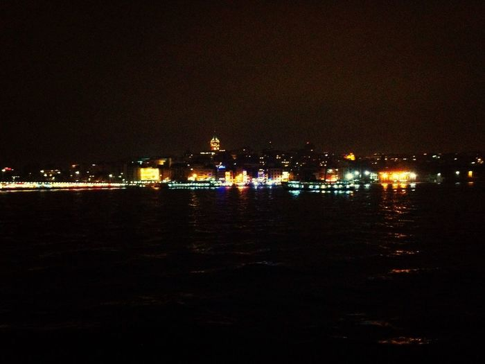 Istanbul Gece Turkey Hello World Travelling Love