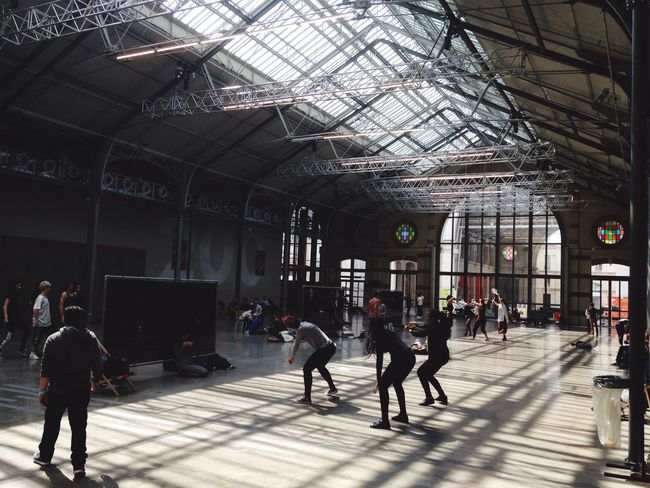 The Architect - 2017 EyeEm Awards Le104 Paris Voyeurismus #urbanana: The Urban Playground