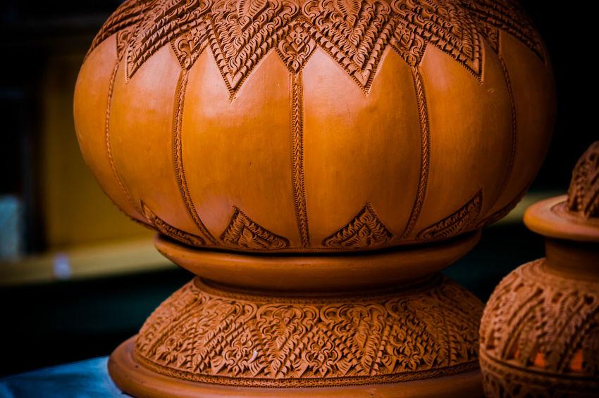 Earthenware Jug Vase Vase Art Art And Craft Close-up Day Earthenware Earthenware Jar Earthenware Product Handmade Indoors  No People Vase Decoration
