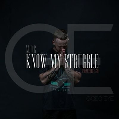 Think you know my struggle???????? Link in bio dir by @thegoodeyecollection KnowMyStruggle Mdg GoodEye Liveit