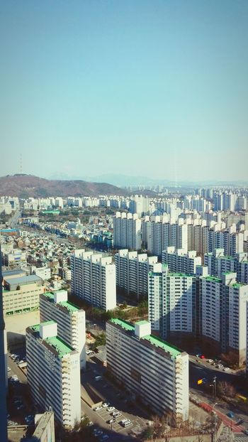 Smartphonephotography Korea City Apartment Amaturephotography Noon