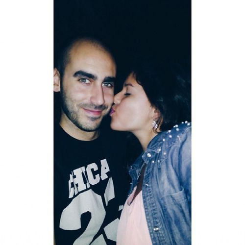 Night out with love ❤100happydays Day20 Agrival Summernight loveyou