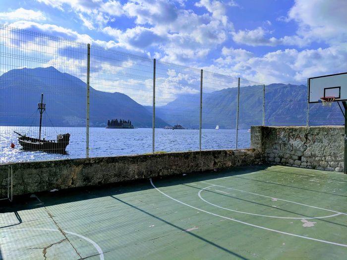 Basketball Nature Cloud - Sky Mountain First Eyeem Photo