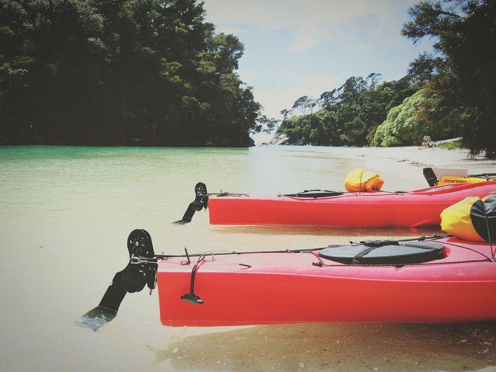 Kayaking Kayak
