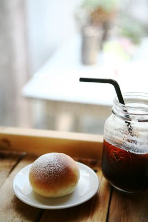 Good morning. Good Morning Coffee Bread My Favorite Breakfast Moment Food EyeEm X My Muesli - Breakfast Moment