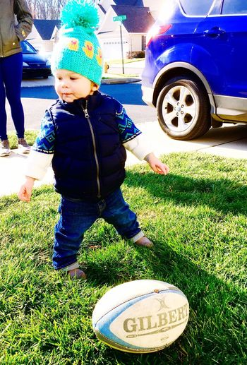 People Childhood Child Rugby Rugby TIME RugbyIsLife Rugby Union Sport Sports Baby Model Children Photography Fun Happy Sunnyday Play