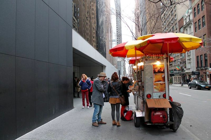 The Shop Around The Corner NYC Streetfood Streetphotography Streetfashion Foodtruck Foodtrucks The Street Photographer - 2016 EyeEm Awards NYC Photography NYC Street Photography NYC Street Street Photography People Food Truck Food Food Trucks City City Life Street