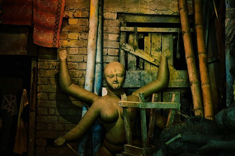 Goddess in making #photography #heritage #Creativity  #culture #kolkata #westbengal #india #kumoetuli#kolkata