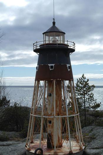 Lighthouse Archipelago Örnsköldsvik Sweden