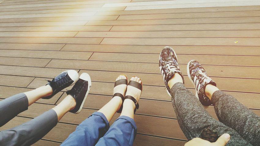 Lifestyles Sunlight Outdoors Hanoi, Vietnam Afternoon Sky Newcolor Sunlight Friendships Friends