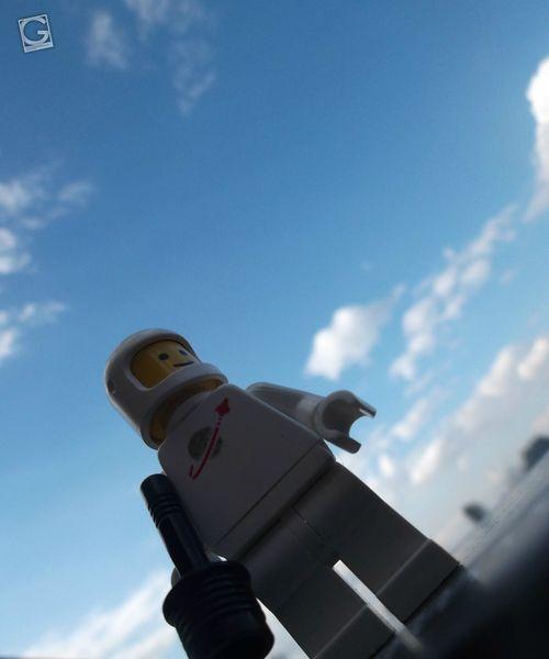 Dream Big #Lego #toyphotography