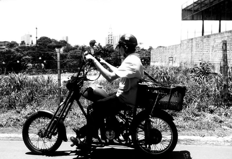 Motorcyclepeople Motofoto Homemade Blackandwhite Citypeople The Human Condition