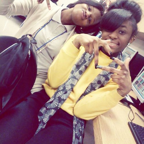 Me And Channya Tuesday !