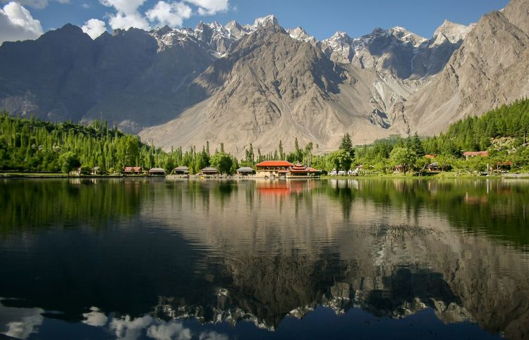 Pc. Zaeemsiddqi 1st position in Wikilovesearth Compitition Lake View Lakeside Lake Mountains Mountain View Mountains And Sky Water Reflections
