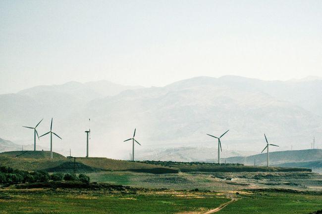 Wind Turbine Wind Power Energy World Farm Wind Farm Wind Energy The Great Outdoors - 2016 EyeEm Awards Clean Energy Clean Air Renewable Energy Envision The Future EyeEm Team Your Design Story