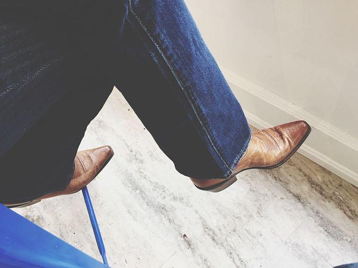 Luchese Cowboy Boots Fashion Urban City Texas Portland