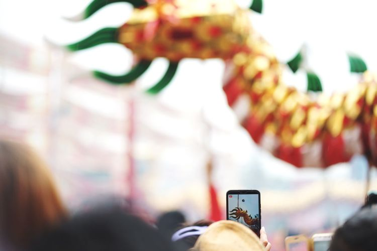 chinese lantern festival dragondance chinese new year chinese dragon communication photography themes mobile phone smart phone