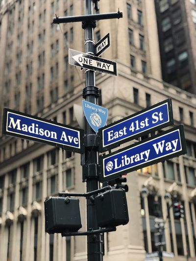 Go your own way IPhoneX NYC Madison Avenue NYC Photography NYC Street