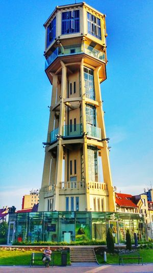 Siofok Water Tower Tower