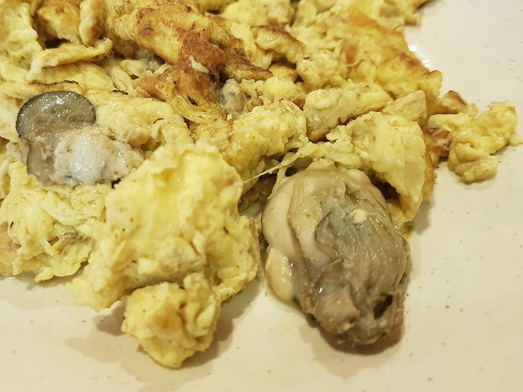 Oyster Omelette Foodphotography Chinese Food Singapore