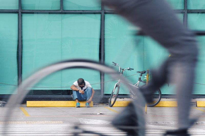 Ways Of Seeing Motion Streetphotography City Life Urban Urban Geometry Geometric Shape The Creative - 2018 EyeEm Awards The Street Photographer - 2018 EyeEm Awards The Creative - 2018 EyeEm Awards The Street Photographer - 2018 EyeEm Awards Architecture Transportation Occupation City One Person Day Motion Blurred Motion Bicycle Focus On Background Real People Street Adult Built Structure Full Length Land Vehicle Men Outdoors Motion Streetphotography City Life Urban Urban Geometry Geometric Shape The Creative - 2018 EyeEm Awards The Street Photographer - 2018 EyeEm Awards The Creative - 2018 EyeEm Awards The Street Photographer - 2018 EyeEm Awards Architecture Transportation Occupation City One Person Day Motion Blurred Motion Bicycle Focus On Background Real People Street Adult Built Structure Full Length Land Vehicle Men Outdoors #urbanana: The Urban Playground 17.62° Streetwise Photography