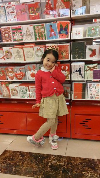 Seoul, Korea Pretty Little Girl Hou