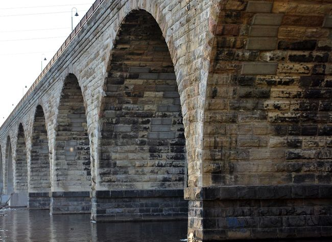 Architecture Bridge Building Exterior Built Structure Day History Low Angle View No People Outdoors Religion Spirituality Stone Arch Stone Arch Bridge