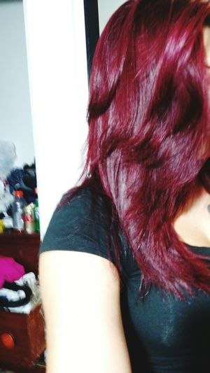 Hair Hairstyle Red Hair Long Hair Fashion Hair Love Hair Redhead That's Me Check This Out