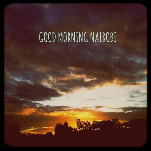 Good Morning Nairobi. First Eyeem Photo