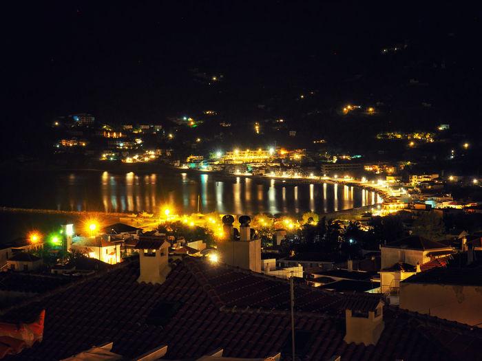 Skopelos Night