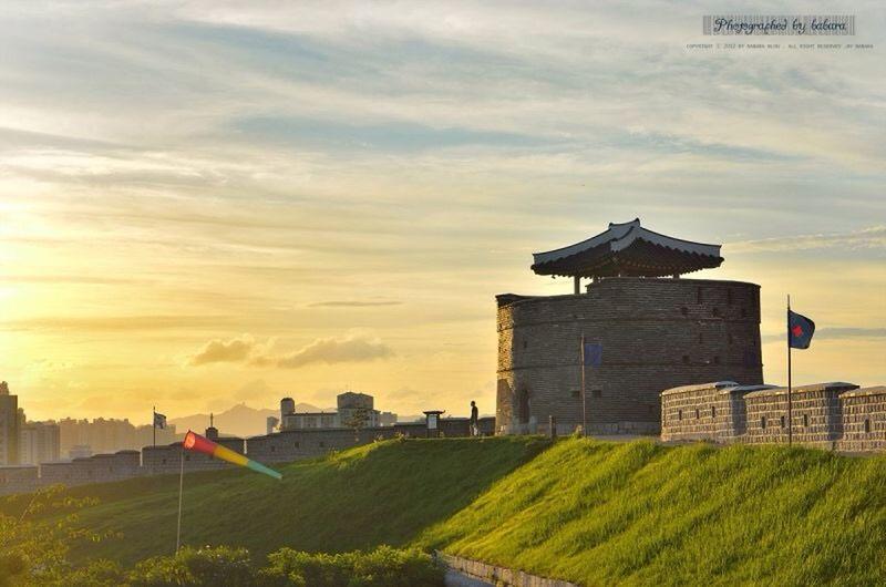 Suwon In Suwon Landscape Landscape_Collection Landscape_photography Snapshot Korea Suwon Hwaseong Fortress Nikon Nikon D7000