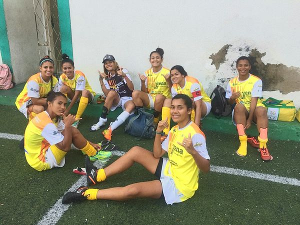 Girls Friendship Sport Smiling Looking At Camera