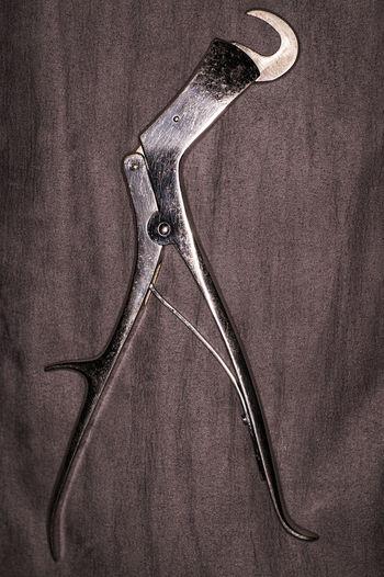 Bad Taste Close-up Equipment Sternum Scissors Still Life Surgical Instruments Vintage Work Tool