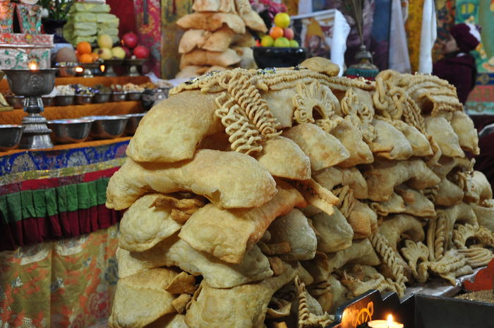 Food Offering To The Gods Handmade For You