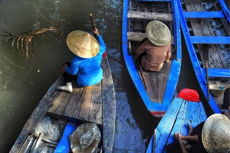 Colors of Vietnam Water Travel Destinations Explore First Eyeem Photo Long Goodbye EyeEmNewHere
