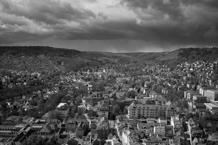 Architecture Building Exterior Built Structure City Cityscape Cloud - Sky Crowded Day Deutschland Jena Landscape Mountain Nature Outdoors Panorama Panoramic People Scenic Sky Thuringen