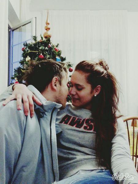 Ti Amo Tantissimo❤ Merry Christmas! Happy Kiss Amore Di Una Vita