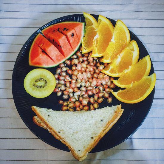 【❤️】早安!朋友们😜 春子私房菜 一个人生活 手机摄影 美食 早餐