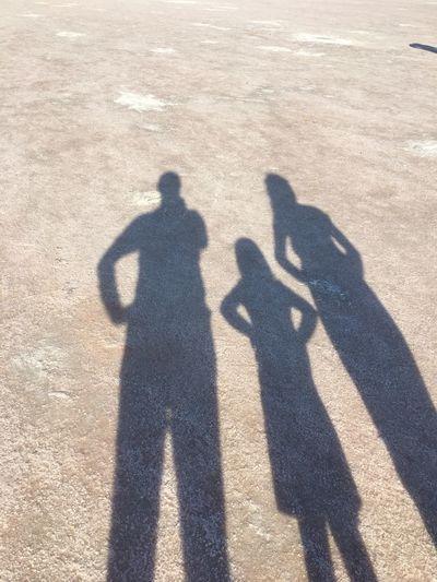 Shadow Gölgeler SaltLake Tuzgolu Türkiye