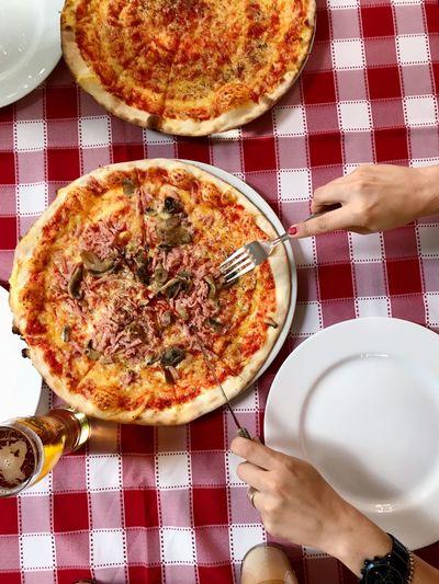 Food And Drink Food Plate Table Hand Freshness Human Hand