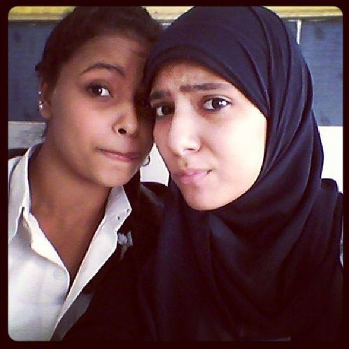 Moktchii @school Taheees Faraa3 ' Selfie front_camira