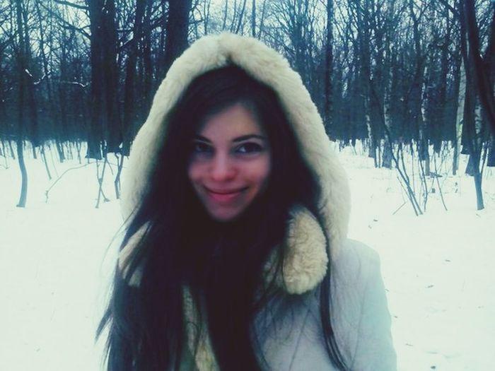 Winter Snow Me