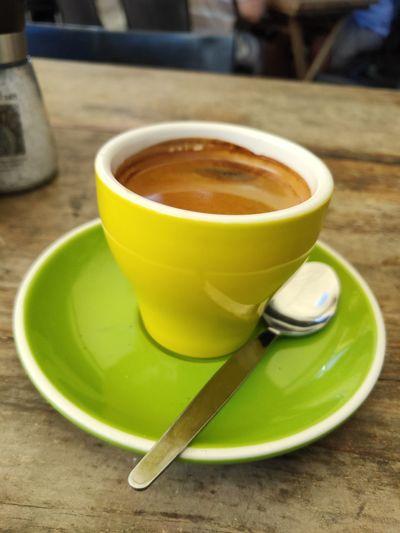 coffee Mint Tea