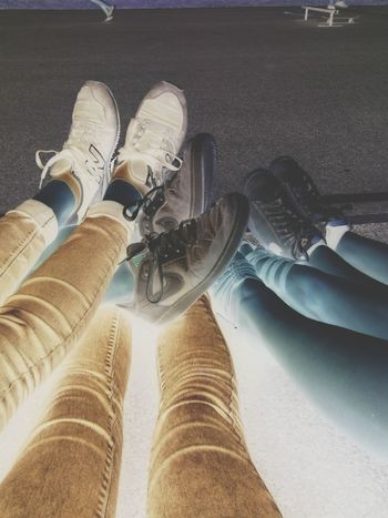 Shoes Friends Sneackers