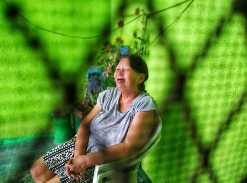 Senior Adult Women Smiling Sustainable Lifestyle EyeEmNewHere