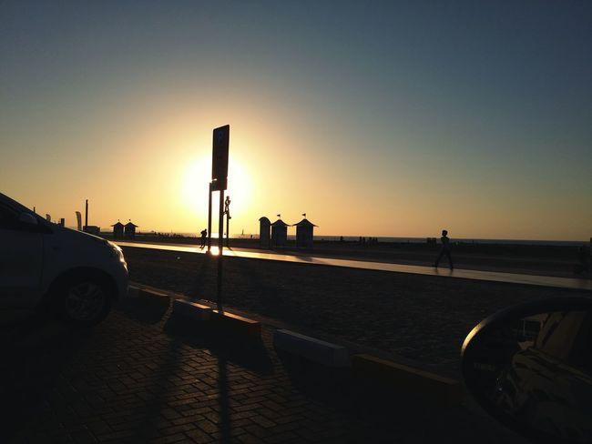 Jumairah sunset