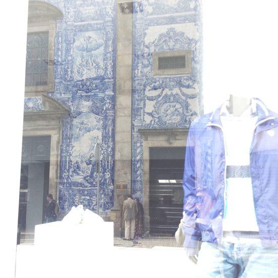 Puntos de vista diferente Reflejos Oporto Escaparates Curioso Que Bonita Es Observar Ver Percibir Mirar Alrededor