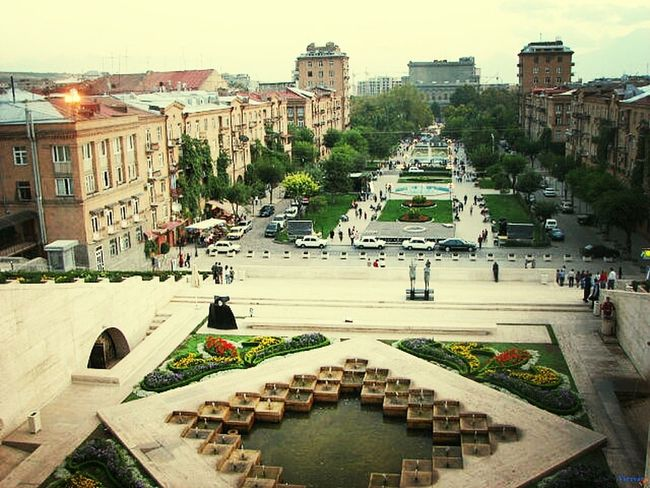 Armenia Kaskade